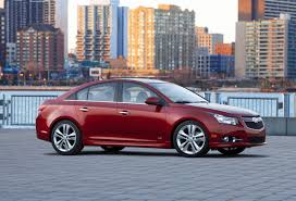 5 Reasons the Chevy Cruze is the Best City Car - McCluskey Automotive
