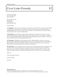 Cover Letter Without Addressee Sample Who To Write A Cover Letter To Without A Contact