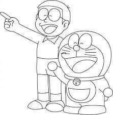 Seringkali yang tidak kenal dengan doraemon mengira bahwa dirinya seekor rakun. Mewarnai Gambar Doraemon Dan Nobita Mewarnai Cerita Terbaru Lucu Sedih Humor Kocak Romantis