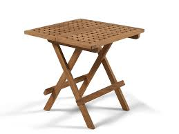 image of round folding table adjule legs