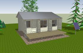How To Build A Shipping Container House How To Build Tin Can Cabin