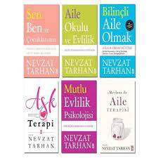 Nevzat Tarhan ile Evlilik Okulu Seti (6 Kitap) : Prof. Dr. Nevzat Tarhan:  Amazon.de: Bücher