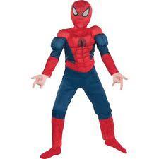 <b>Spiderman Uniform</b> Fancy Dress for sale | eBay