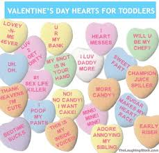 funny valentines day candy hearts valentines hearts toddlers