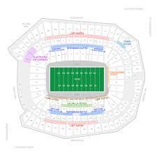 67 Clean Coyotes Stadium Map