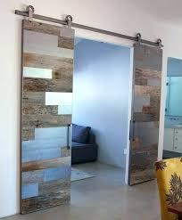 modern glass barn door. Sliding Glass Barn Doors Door Interior Designs For Contemporary Decorating Modern A
