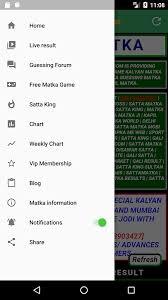 Satta Matka Satta King Kalyan Results Tips Chart 1 1 Apk