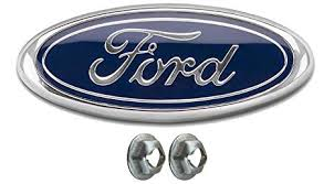 ford emblem.  Ford EmblemZ FORD F150 Dark Blue Grille Or Tailgate Emblem WITH NUTS 200514 Intended Ford D