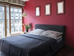 Bedroom Colors Red Marsala Wine Modern Decorating With Dark Intended Creativity Design