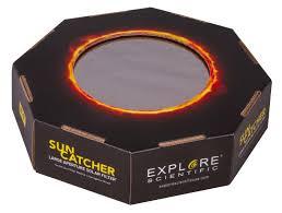 <b>Солнечный фильтр Explore Scientific</b> для телескопов 60–80 мм ...