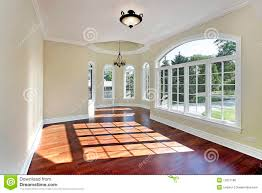 Wood Flooring For Living Room Living Room With Cherry Wood Flooring Royalty Free Stock Photo