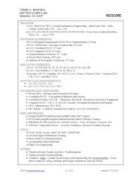 airframe and powerplant mechanic resume electronics resume templates for excel pdf and word