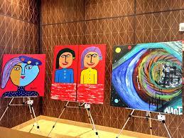 share beautiful art exhibition hotel Mexico Renown painter Alan Tellez El  Colorista Sueños Colorist Dreams Veracruz Syndrome AMAZING  YourOnlyLimitIsYourImagination WednesdayMotivation | Lisa Guerrero ?? |  Scoopnest