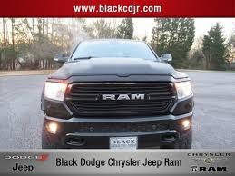 2019 RAM All-New Ram 1500 Big Horn/Lone Star BLACK WIDOW PACKAGE