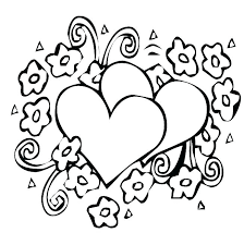 For children, this is coloring page you can create a way for your kids to stay entertained and learning it. Hello Kitty Valentine Posted By Sarah Walker