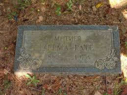 Index | Pate Cemetery (Pate-Sanders Cemetery) | The Shook Family