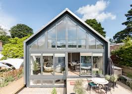 Grand Designs Buckinghamshire Baca Architects Completes Buoyant House On The River Thames
