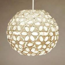 modern style cream metal ball ceiling light shade by moroccan chandelier crystal