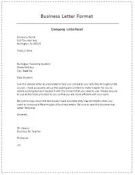 Letters With Letterhead To Proper Letterhead Format Business Letter With Company Letterheads