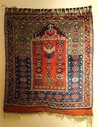 bergama prayer rug late 19th century