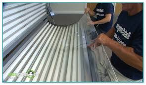Canopy Tanning Bed For Sale 2   Home Improvement