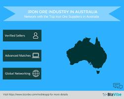 Iron Ore Suppliers In Australia Bizvibe Announces A New