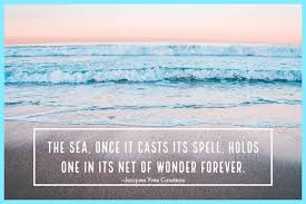 Ocean Quotes Mesmerizing Ocean Quotes And Sea Sayings To Marvel At Greeting Card Poet