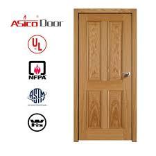 20 minutes fire rated wood door