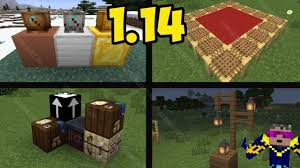 Whats New In Minecraft 114 Java Edition Part 4 Snapshot 18w46 And 18w45 New Mystery Block Lamps
