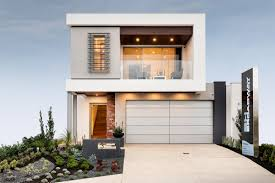 Frontage House Designs 2 Storey Home Builders Perth Luxury Homes Broadway Homes