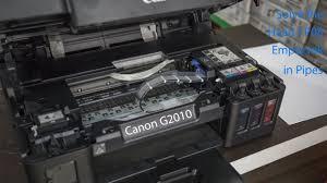 Canon Mg2440 Error Lights Canon G2010 Error Code P08 Empty Ink Pipes Blank Print