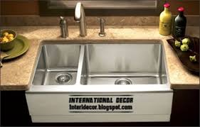 Usefulness Of Different Types Of Kitchen Sinks Alisdecor Elegant Different Types Of Kitchen Sinks
