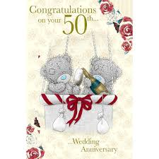 me to you 50th wedding anniversary card congratulations on your Congratulations Your Wedding Anniversary me to you 50th wedding anniversary card congratulations on your 50th ebay congratulations your wedding anniversary quotes