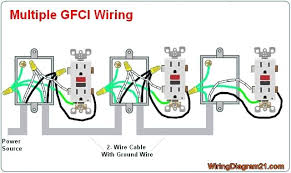 multiple outlet wiring diagram wiring diagrams best multiple gfci outlet wiring diagram gfci outlet wiring diagram light switch outlet diagram multiple gfci outlet