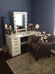 make your own vanity drawers ikea alex table top ikea linnmon