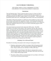 New Project Proposal Template Writing A Project Proposal Template