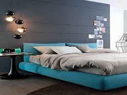 Bedroom: Blue And Gray Bedroom Fresh Bright Blue Bedroom Walls Bedroom  Ideas Pictures - Blue