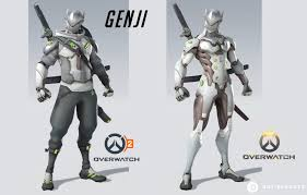 Just click on the icons, download the file(s) and print them on your 3d printer. What Do The Characters In Overwatch 2 Look Like Dot Esports