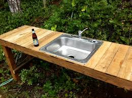 Outdoor Kitchen Sink Station Outdoor Kitchen Sink Rolitz