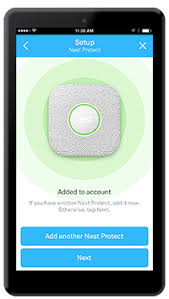 setup app how to set up a 2nd gen nest protect with the nest app