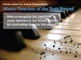madison school district chesbro music co music teacher of the  the music teacher of the year award will be based on nominations all students are invited to enter by sending a short essay about their favorite music
