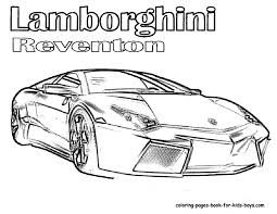 Cars Coloring Pages To Print Coloring