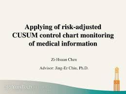 Cusum Control Chart Ppt Ppt Applying Of Risk Adjusted Cusum Control Chart
