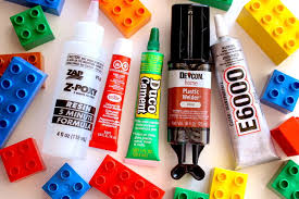Adhesive Compatibility Chart The Best Glue For Plastic How To Guide Kit Kraft