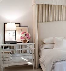 Mirrored Night Stands Bedroom Mirrored Night Stands Bedroom Homes Design Inspiration