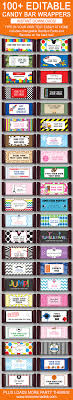Personalized Candy Bar Wrapper Template Diy Candy Bar Wrapper Templates Personalized Candy Bars