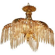 crystal chandelier 1930s