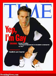 Libel about being gay