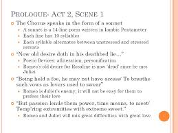 romeo and juliet act guided notes ppt  2 prologue