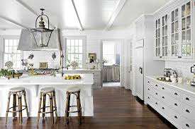 Picture 3 Of 25 White Country Kitchens Beautiful 24 Best White